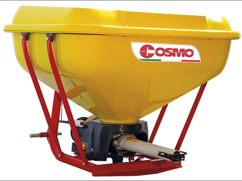 cosmo pdv series 60 pendulum fertiliser spreader 731286 001