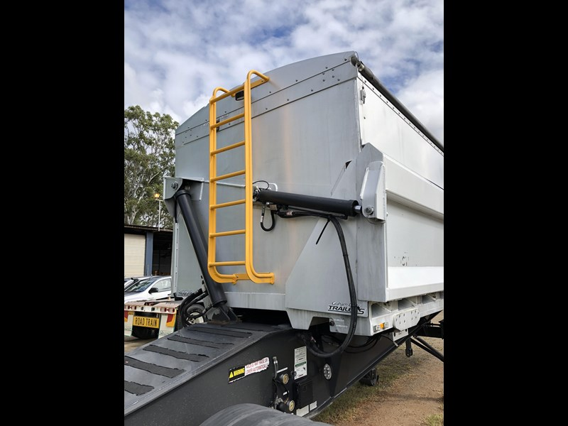 graham lusty trailers b-double aluminium side tippers 732294 023