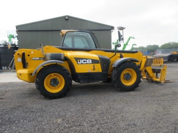 jcb loadall 535-140 734530 001
