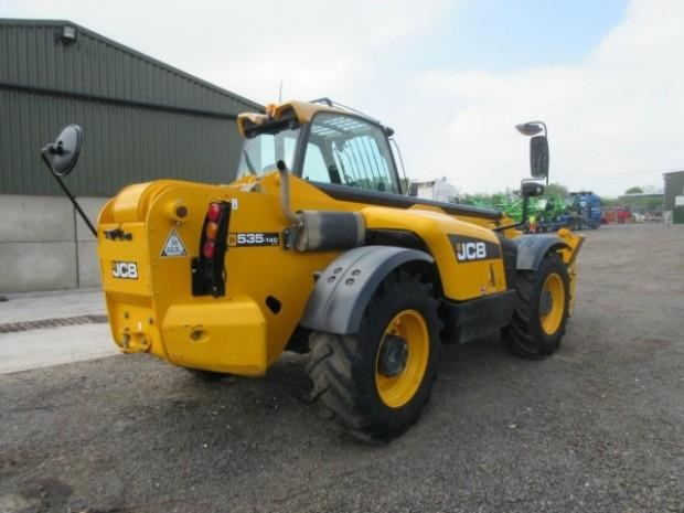 jcb loadall 535-140 734530 009