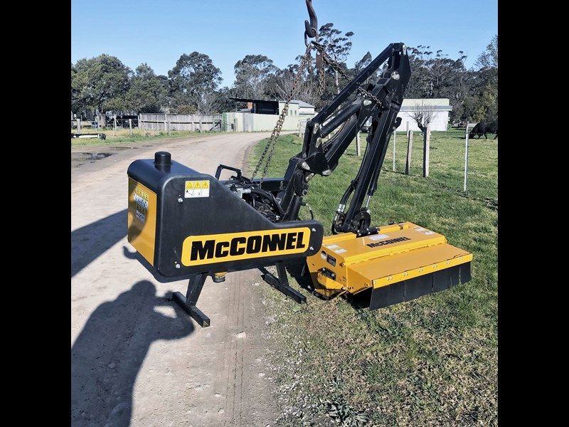 mcconnel side arm flail mower 736355 005