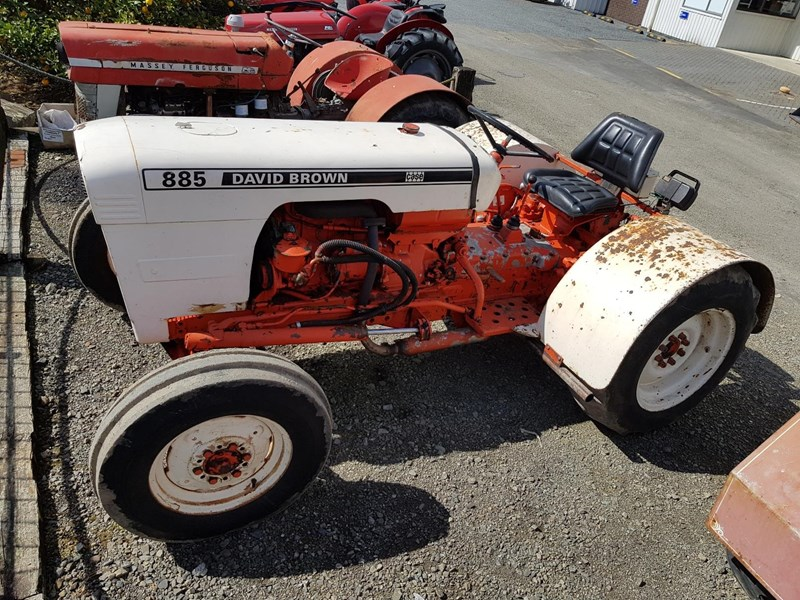 david brown 885 tractor 736661 001