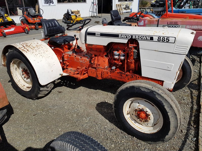 david brown 885 tractor 736661 005