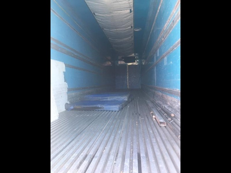 southern cross 22 pallet freezer van 737572 011
