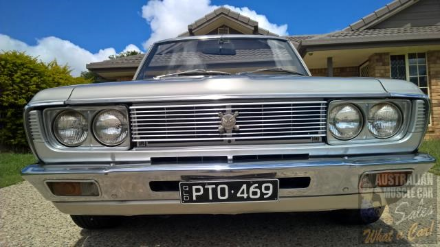 toyota crown 619918 007