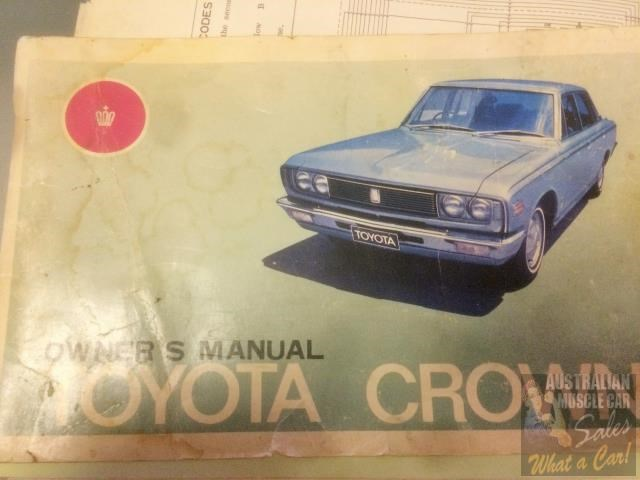 toyota crown 619918 035