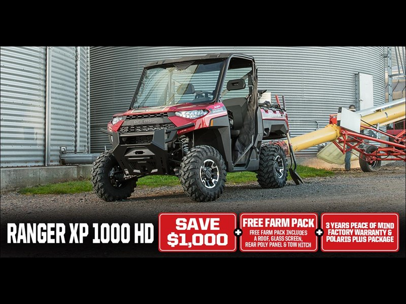 polaris ranger xp 1000 hd eps 720675 003