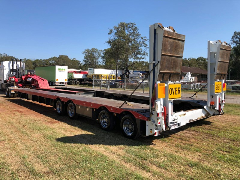 drake 4x8 low loader 2x8 dolly 740456 017