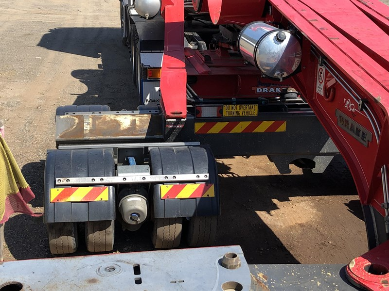 drake 4x8 low loader 2x8 dolly 740456 037