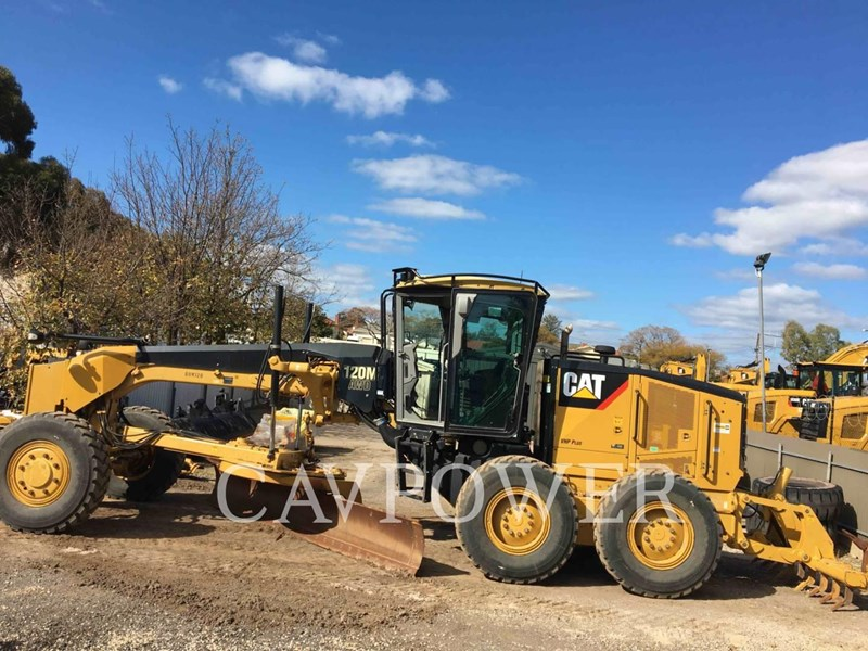 caterpillar 120mawd 601636 041