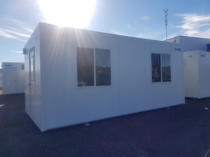 mcgregor 6.0m x 2.9m two room site office 742740 003