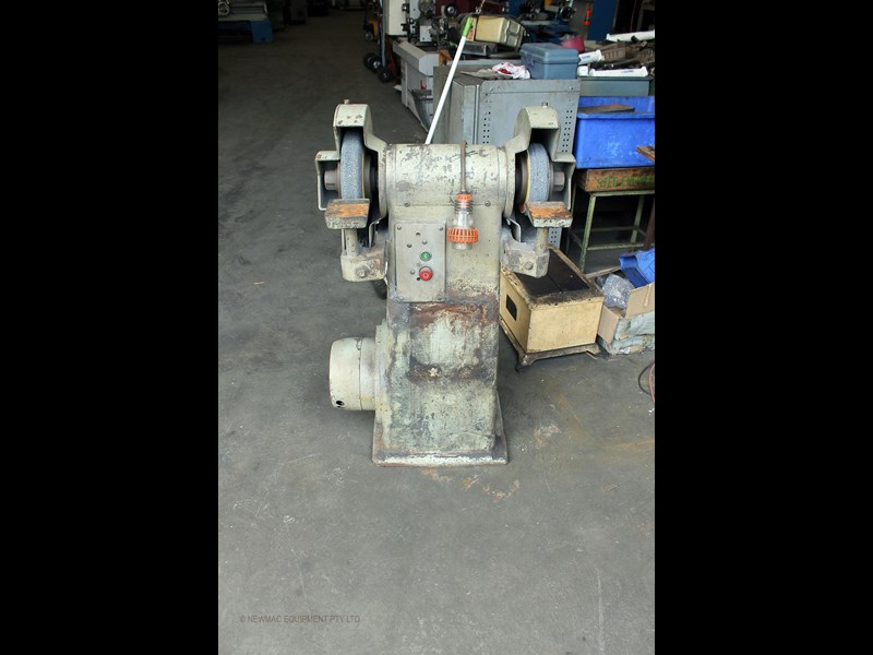 hebco 300mm pedestal grinding machine 742745 001