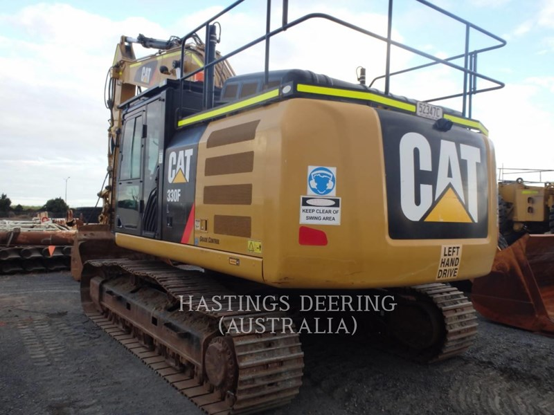 caterpillar 330fl 719463 007