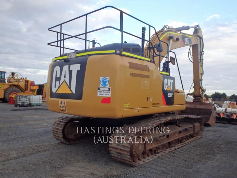 caterpillar 330fl 719463 011