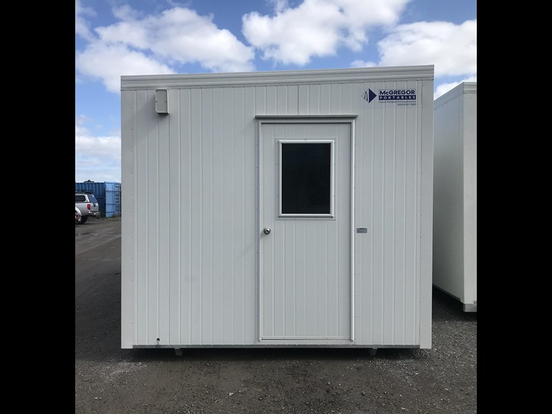 mcgregor 6.0m x 2.9m two room site office 742740 001