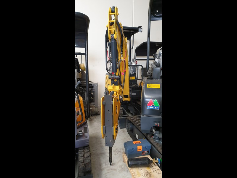 carter zero swing mini excavator 746874 017
