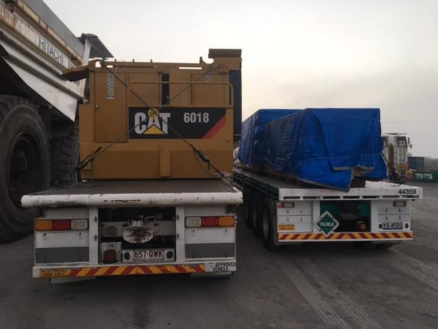caterpillar 6018 be 706755 007