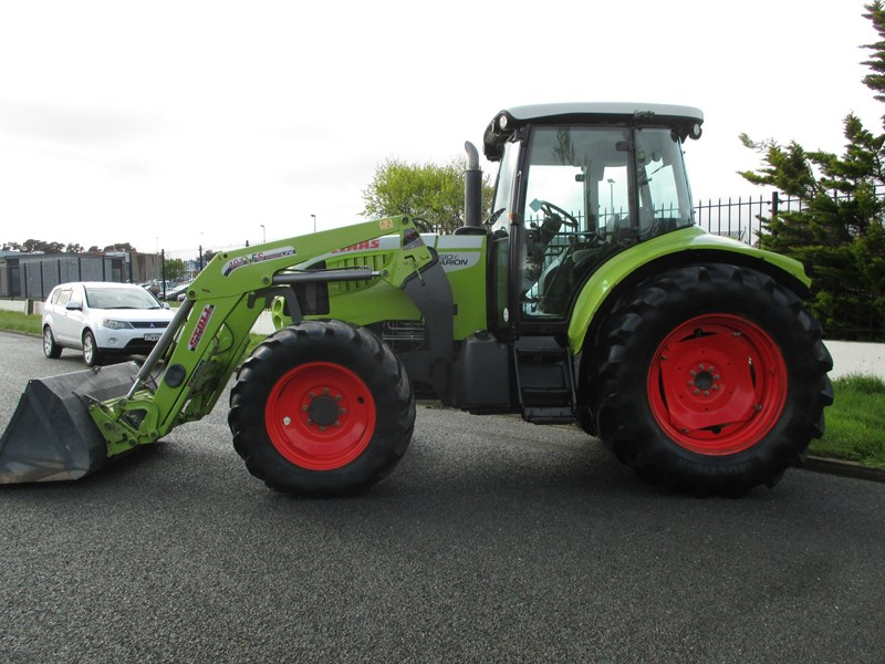 claas arion 610c 747386 009