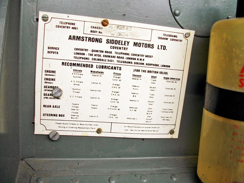 armstrong siddeley whitley 748047 043