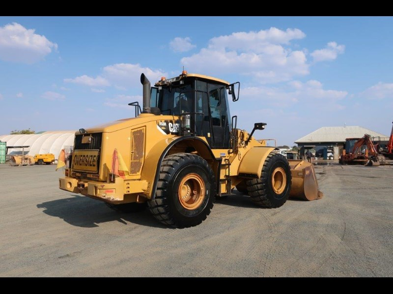 caterpillar 950h loader 751560 007