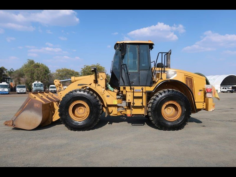 caterpillar 950h loader 751560 009