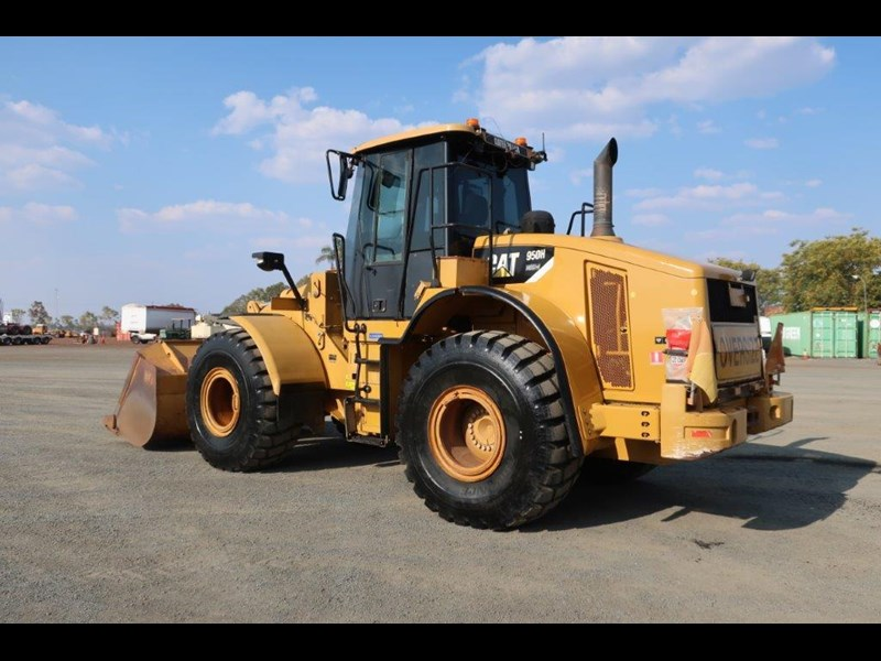caterpillar 950h loader 751560 011
