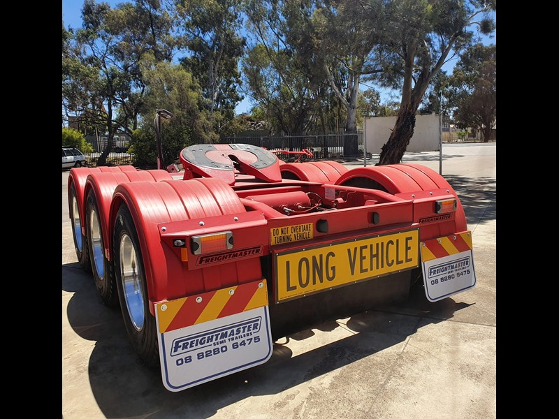 "freightmaster 8'1"" spread air bag dolly 753314 005"