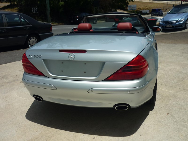 mercedes-benz sl500 754406 009