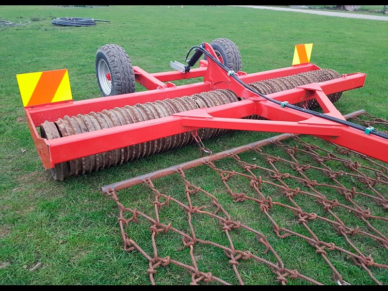cambridge roller & harrows 754906 003
