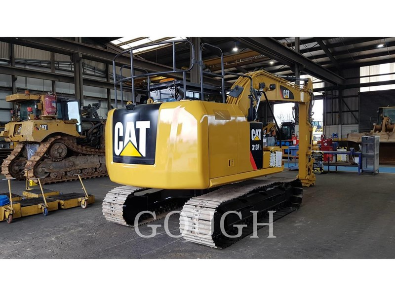 caterpillar 313fl 734878 009