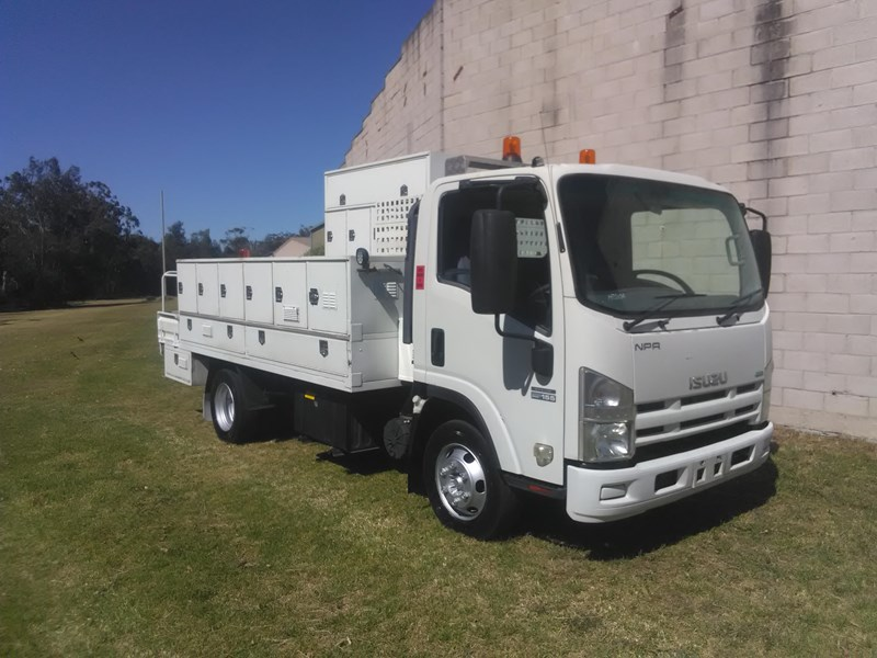 isuzu npr400 turbo 754973 001