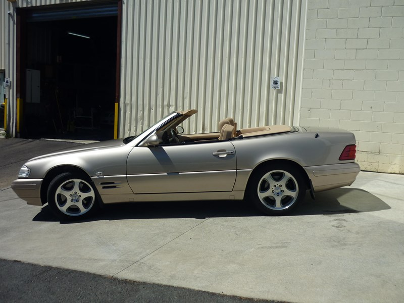 mercedes-benz sl320 755368 013