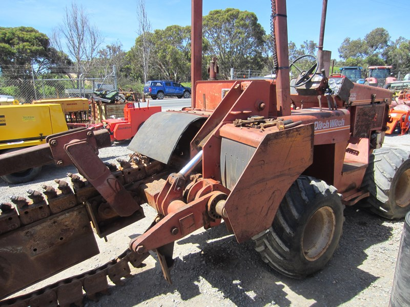 ditch witch 4010dd wheeled trencher 756550 009