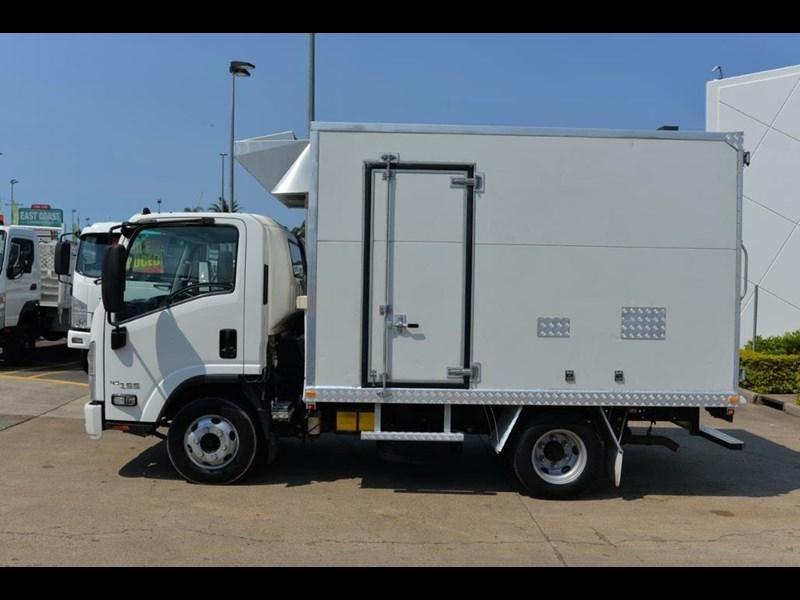 2015 ISUZU NPR 45-155 - Refrigerated - Pantech for sale