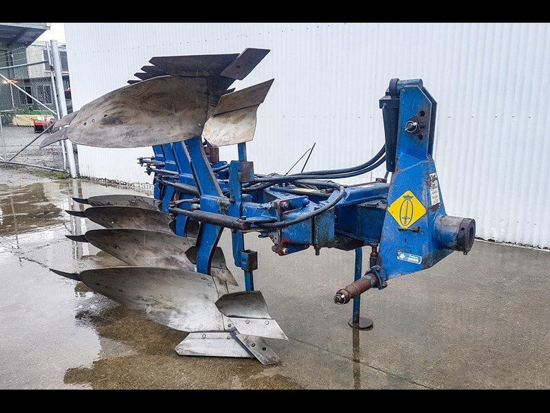 overum cv498h 4 furrow reversible plough 747509 003