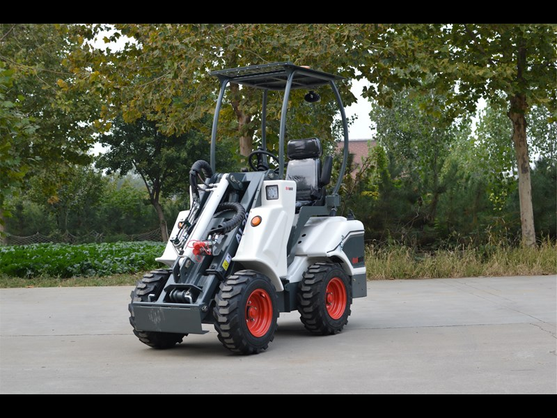 ozziquip al20 articulated loader with telescopic boom 758765 019