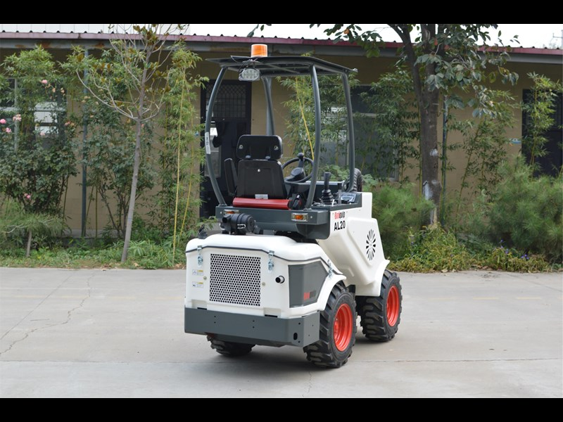 ozziquip al20 articulated loader with telescopic boom 758765 029