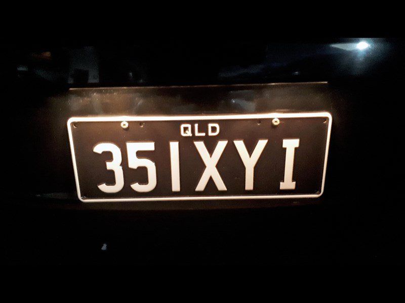 number plates 351xyi 761955 001