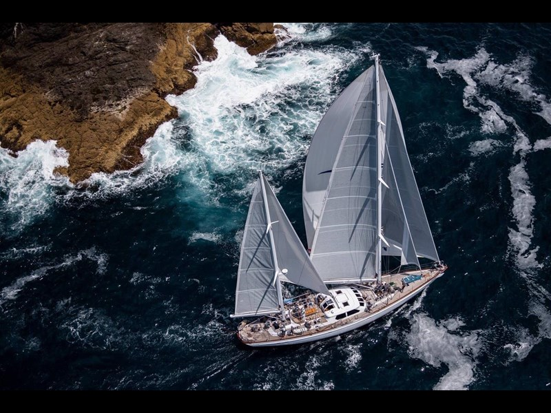 alloy yachts custom ketch s/y tawera 763366 011