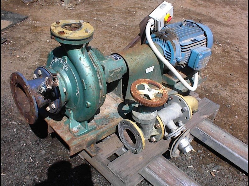 southern cross 125x100-315 water pump 764107 017