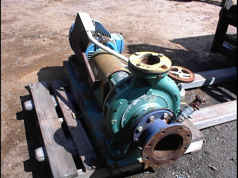 southern cross 125x100-315 water pump 764107 023