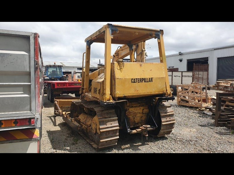 caterpillar d4e bulldozer 766024 007