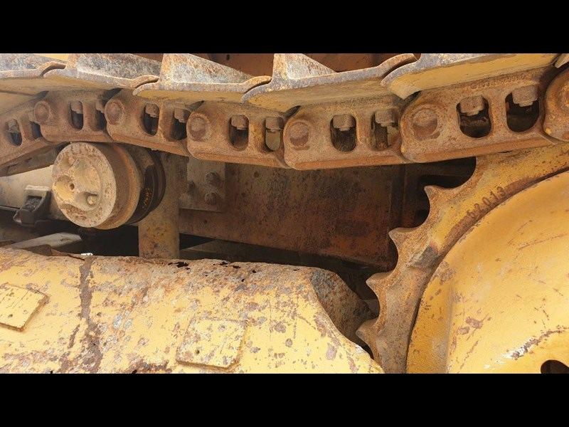 caterpillar d4e bulldozer 766024 019