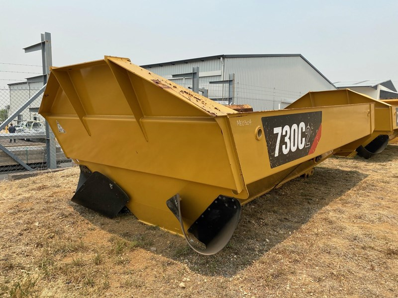 caterpillar 730c2 standard dump body 766287 001