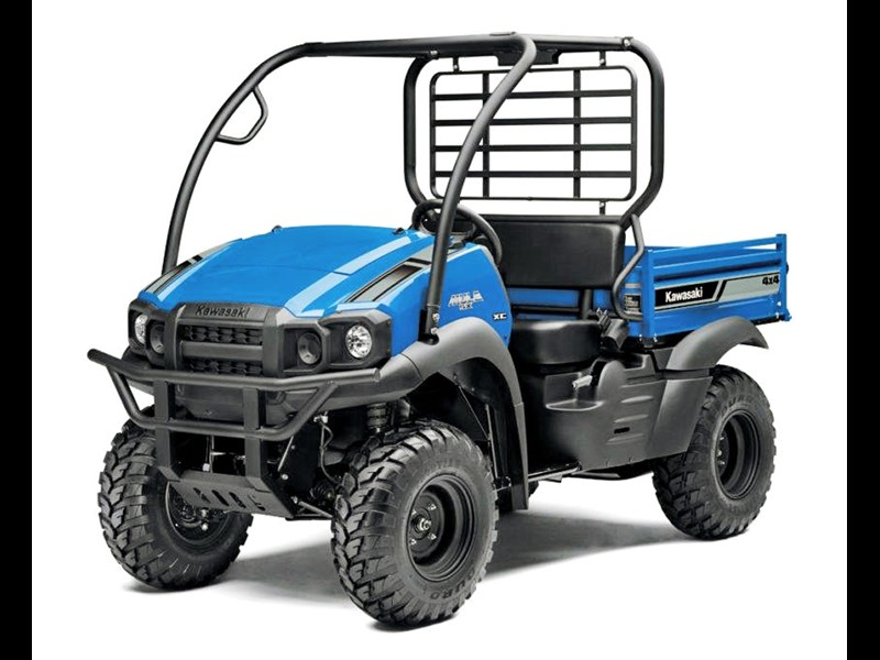 kawasaki mule 610 4x4 xc (big foot) 767423 001