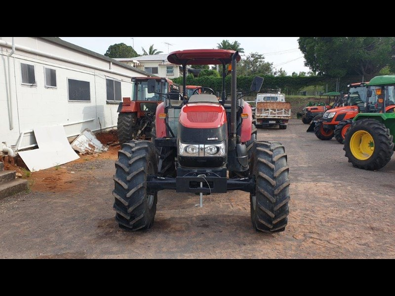 case ih jx90 4wd tractor 767512 003