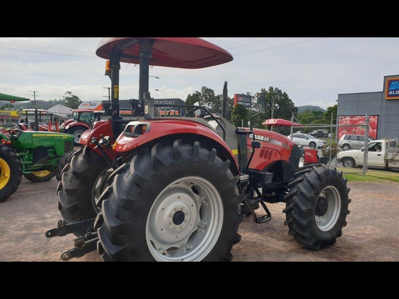 case ih jx90 4wd tractor 767512 007