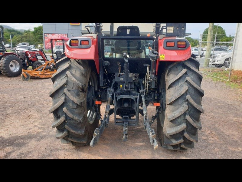 case ih jx90 4wd tractor 767512 009