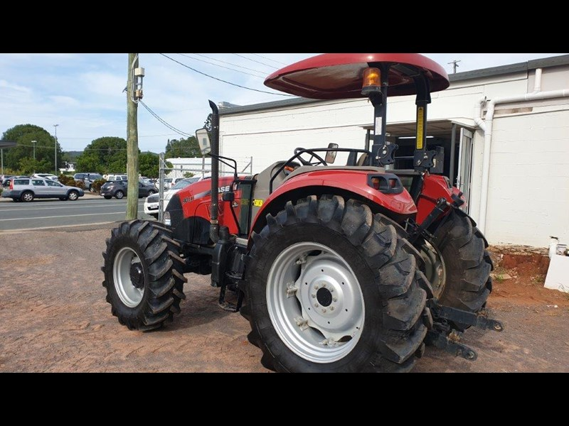 case ih jx90 4wd tractor 767512 011