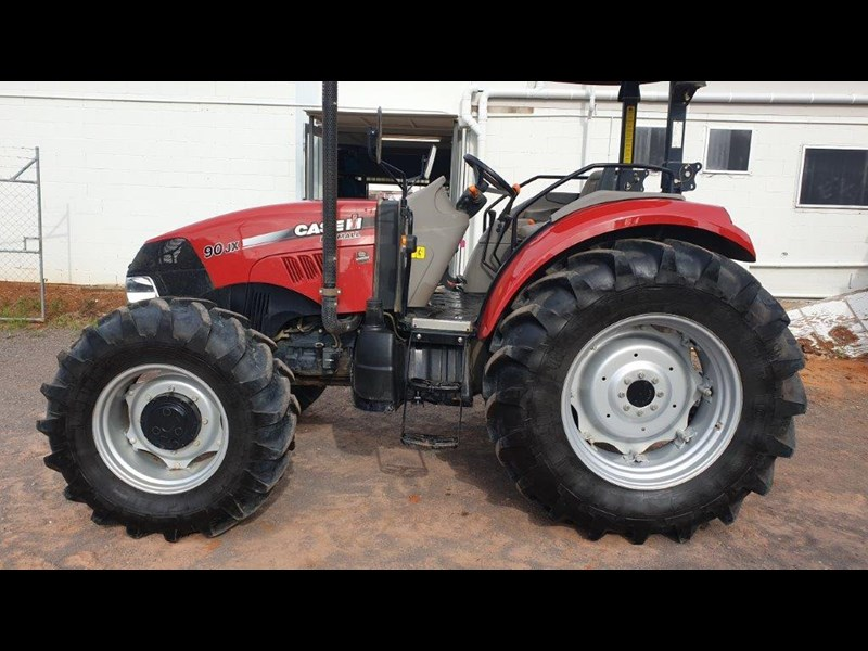 case ih jx90 4wd tractor 767512 013
